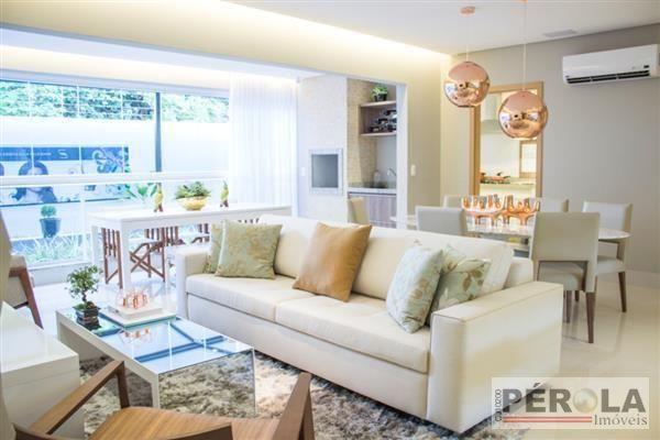 Apartamento  com 3 quartos no RESIDENCIAL ESSÊNCIA HOME CLUB - Bairro Jardim América em Go - Foto 2