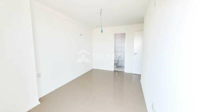 (ESN tr50177) Apartamento Saint Denis 86m 3 quartos 2 vagas B. de Fatima - Foto 8
