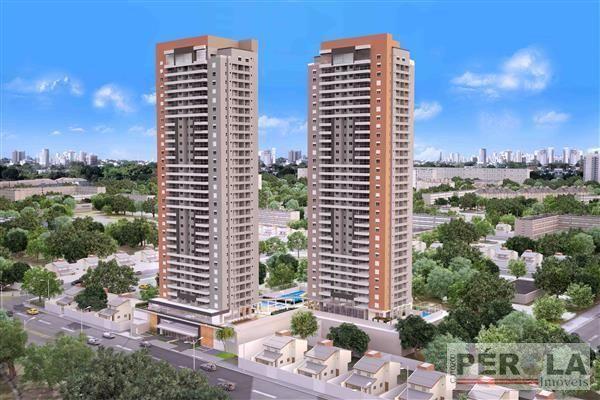 Apartamento  com 3 quartos no RESIDENCIAL ESSÊNCIA HOME CLUB - Bairro Jardim América em Go