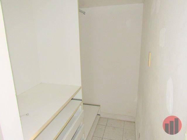 Apartamento com 2 dormitórios para alugar, 70 m² por R$ 1.300,00 - Meireles - Fortaleza/CE - Foto 20