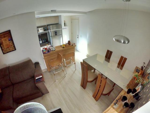 Lindo Apartamento 3 Quartos com Suíte Montado no Condomínio Villaggio Manguinhos - Foto 5