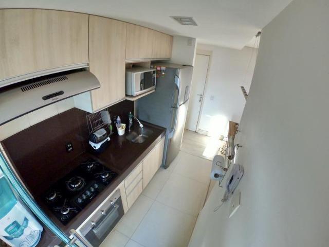 Lindo Apartamento 3 Quartos com Suíte Montado no Condomínio Villaggio Manguinhos - Foto 7