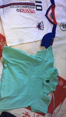 Camisas para menino - Foto 2