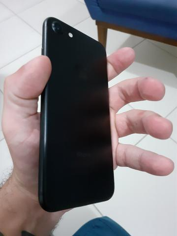 Iphone 7 black matte 32gb - Foto 2