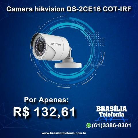 Câmeras de segurança Hikvision - Foto 2