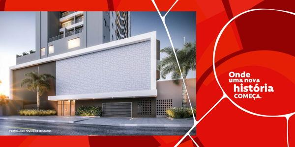 Apartamento  com 2 quartos no Residencial Porto Ludovico - Bairro Setor Pedro Ludovico em  - Foto 3