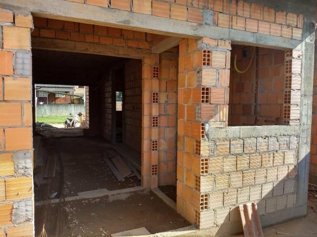 Casa Geminada construção em Barra velha, 6mt abertura,75m2 - Foto 7