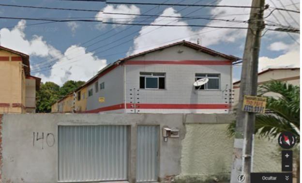 Apartamento de 02 quartos próximo ao Terminal da Parangaba