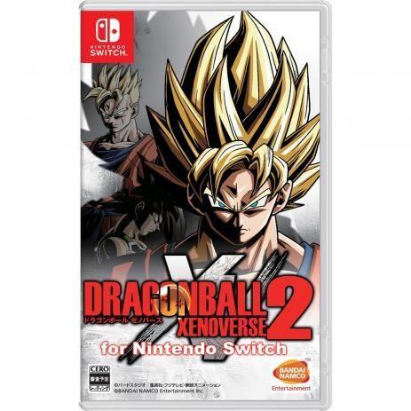 Jogo Dragon Ball Xenoverse 2 Nintendo Switch