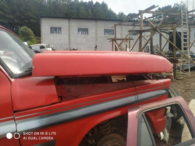Gabina F1000 completa capô paralama e vidros dianteiro e trazeiro - Foto 9