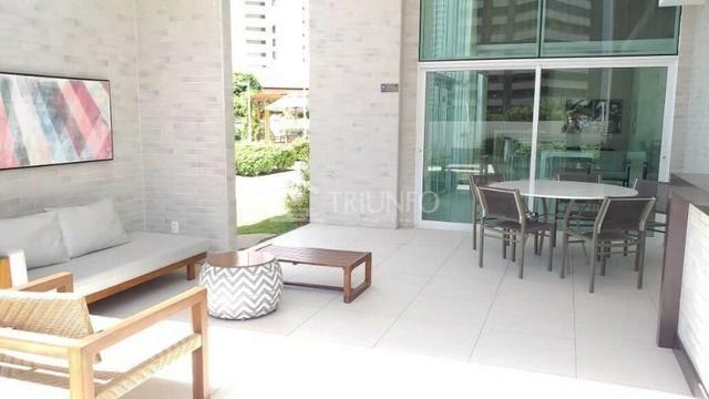 (JR) Lindo Apartamento no Cocó 95m² - 3 Quartos,( 2 Suíte ) + Moveis Projetados - 2 Vagas - Foto 13