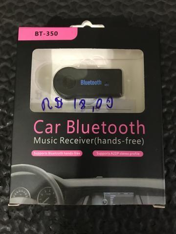 Adaptador Bluetooth P2 Car