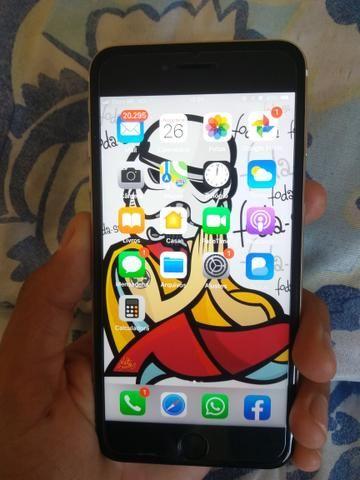 IPhone 6Plus 64GB (Troco em Bike) - Foto 4
