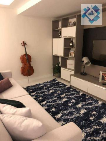 Apartamento com 3 dormitórios à venda, 127 m² por R$ 429.000 - Engenheiro Luciano Cavalcan - Foto 11