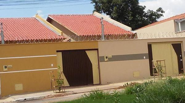 Casa  com 2 quartos - Bairro Residencial Itaipu em Goiânia - Foto 4