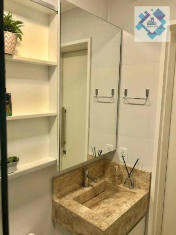 Apartamento com 3 dormitórios à venda, 127 m² por R$ 429.000 - Engenheiro Luciano Cavalcan - Foto 10