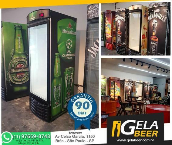 Cervejeira Expositora VN43 432 litros Revisada