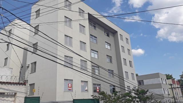 Apartamento à venda com 3 dormitórios em Nova granada, Belo horizonte cod:769611 - Foto 2