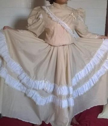 Vestido de prenda - Foto 2