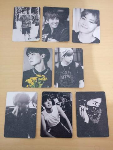 Cards fanmade bts - Foto 2