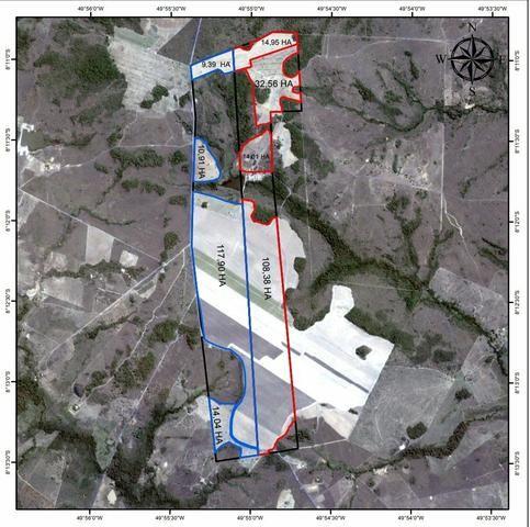 Fazenda de 462 Ha , 300 Ha Lavoura . Redenção - PA .permuta 70% em Fazenda no Paraná - Foto 14