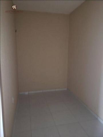 Apartamento com 2 dormitórios para alugar, 40 m² por R$ 500,00/mês - Serrinha - Fortaleza/ - Foto 7