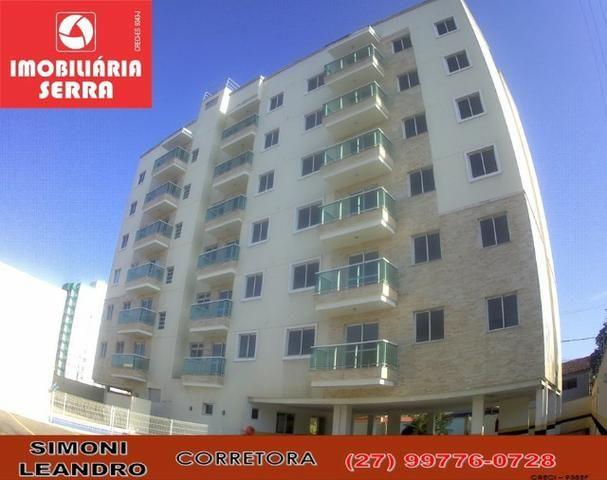 SCL -58 - Lazer Completo - Alugo Apartamento de 2quartos no SerraMar - Foto 2