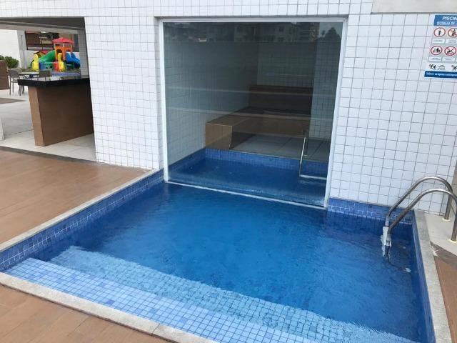 Marbella Home Club, Novo, 110m2, 3 Suítes, DCE, 2 Vagas e Lazer Completo. - Foto 5