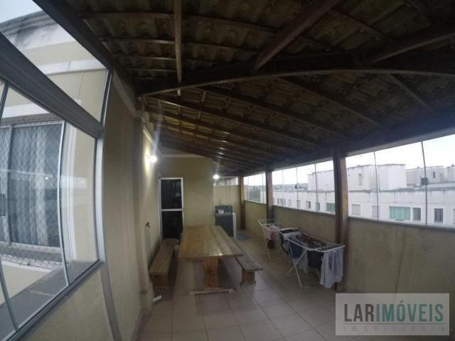 Cobertura duplex com fechamento de Varanda - Jardim Limoeiro - Foto 11