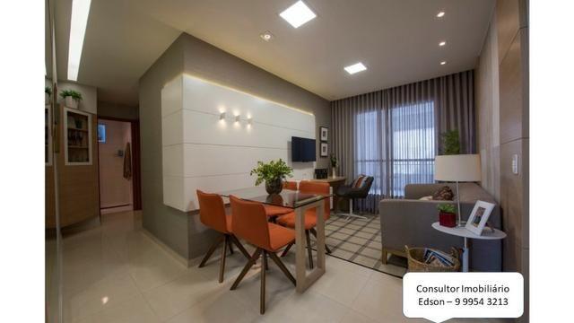 UED-26 - Apartamento 2 quartos em morada de laranjeiras - Foto 8