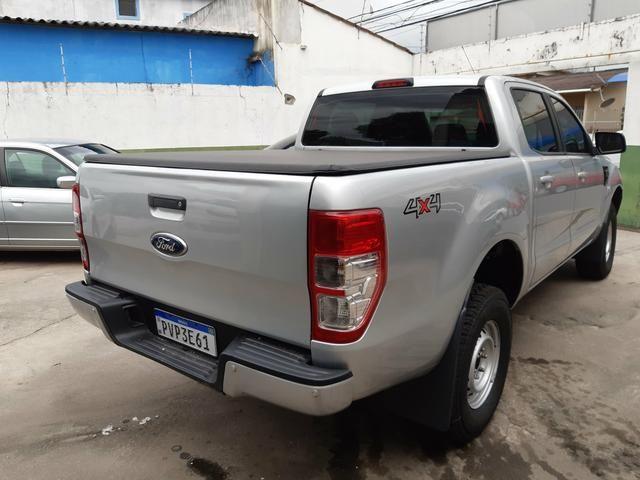 Ford ranger 2015 xl cd 4x4 22h diesel nova 71.900,00 - Foto 6