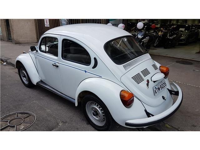 Volkswagen Fusca 1.6 8v gasolina 2p manual - Foto 4
