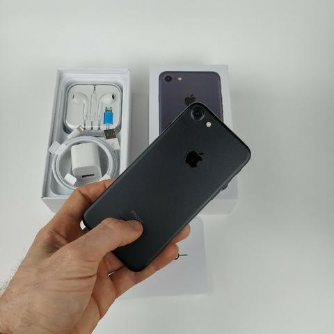 Iphone 7 Preto 128GB! Acessórios + Garantia - Foto 5