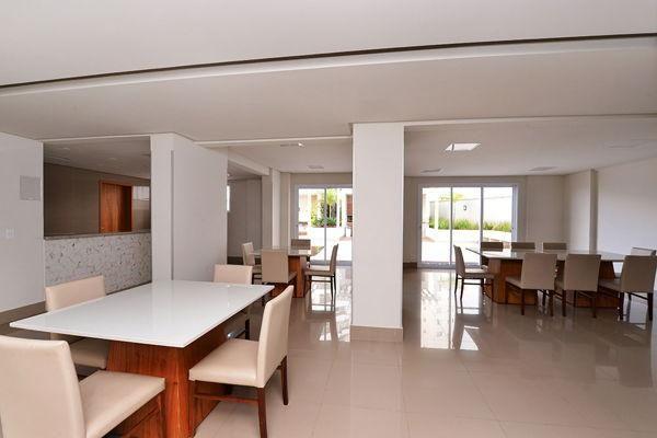 Apartamento  com 3 quartos no Conquist Residencial - Bairro Parque Amazônia em Goiânia - Foto 4