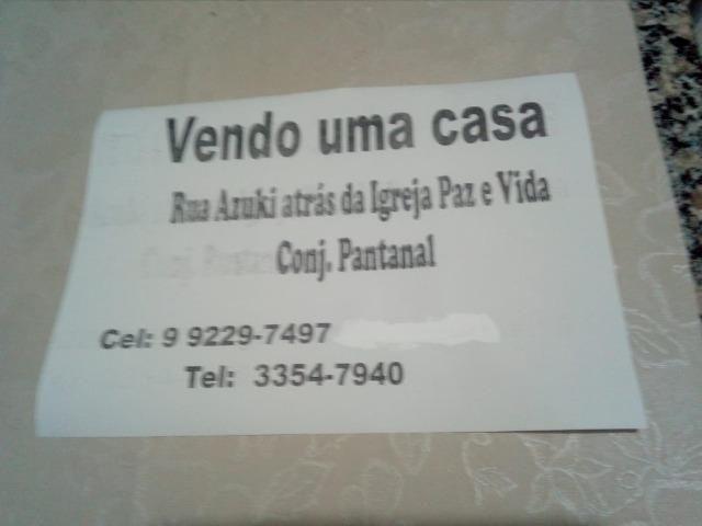 Vendo casa em Nova Iguaçu - RJ