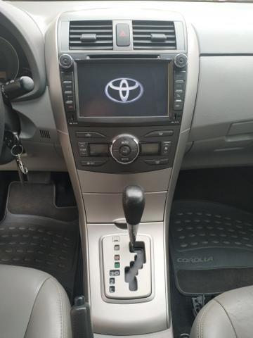 Toyota Corolla XEI 1.8 09/10 - Foto 12