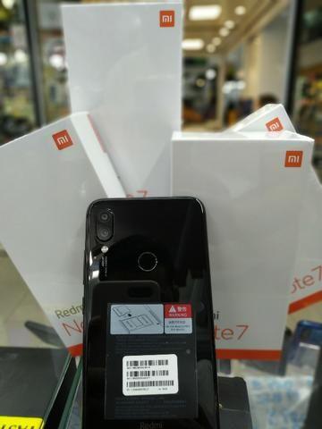 Note 7 Redmi xiaomi 10x sem juros - Foto 2