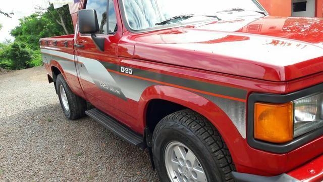 Vendo d20 94 completa 94 turbo de fabrica - Foto 11