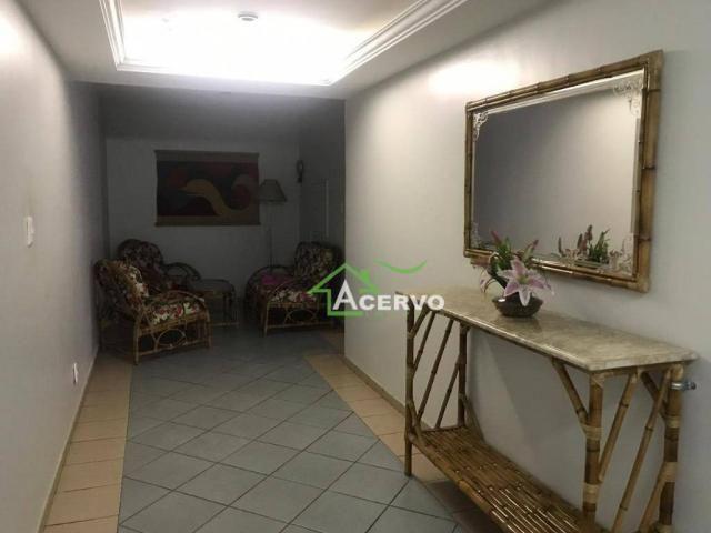 Apartamento com 2 dormitórios para alugar, 78 m² por r$ 850/mês - cascatinha - juiz de for - Foto 3