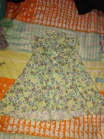 Lote vestidinho menina 2 a 3 anos entrego