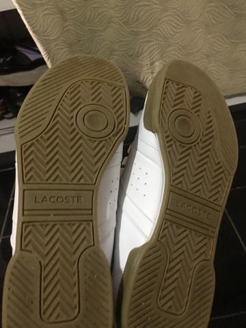 35376fe14cf80 Sapatilha Lacoste original - Roupas e calçados - Samambaia Sul ...