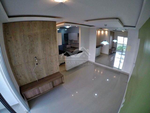 WC - Apartamento no porcelanato mais quintal privativo - ES - Foto 8