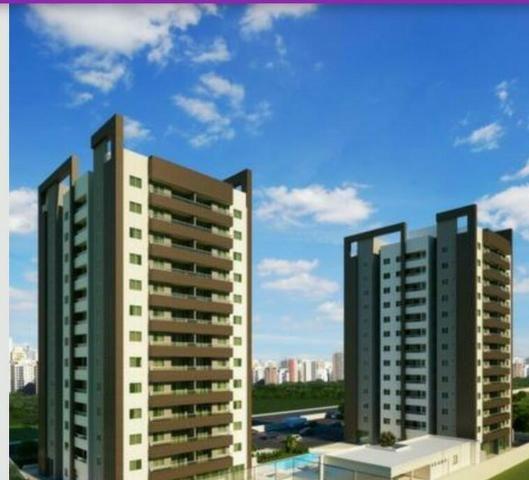 Vendo apartamento novo centro da cidade