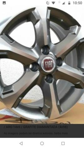 Compro rodao aro14 da Fiat Strada tel 99990-3836