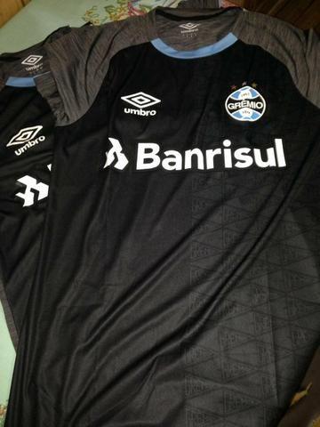 f81082da64 Camisa aquecimento Grêmio - Roupas e calçados - Santo Inácio