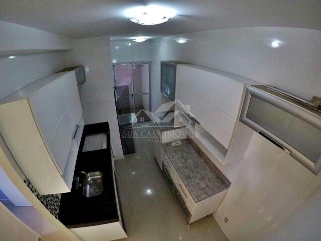 WC - Apartamento no porcelanato mais quintal privativo - ES - Foto 10