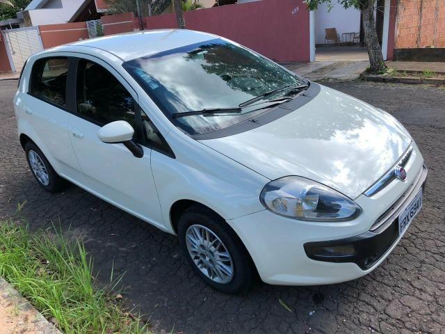 Fiat punto essence 1.6 flex completo 2014