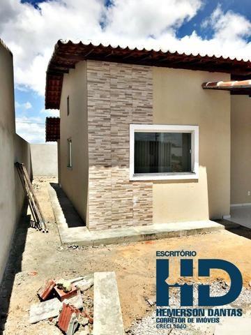 Casa 10 x 20, com suíte, no Flores do Campo - Foto 4