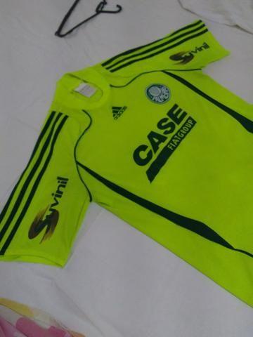 10329e6c83 Camisa do palmeiras original adidas fiat. 2008 - Roupas e calçados ...