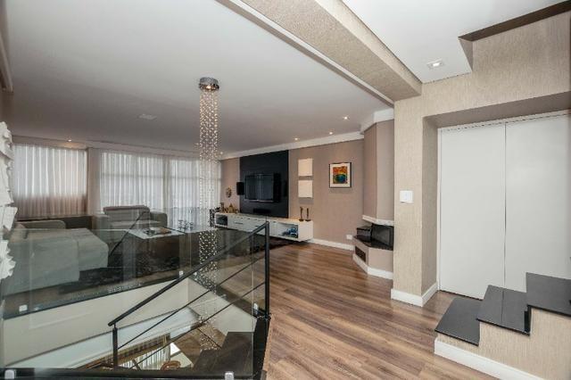 AT0001-Apartamento Triplex com 4 quartos, 2 vagas - Rebouças/Curitiba - Foto 7